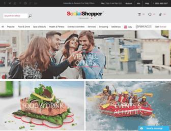 Thumbshot of Socialshopper.com