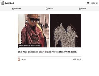 Thumbshot of Demilked.com