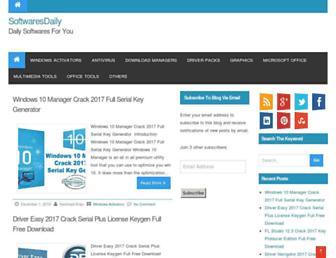 softwaresdaily.com screenshot