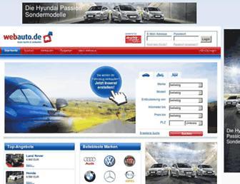 Thumbshot of Webauto.de