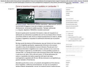 Main page screenshot of qix.it