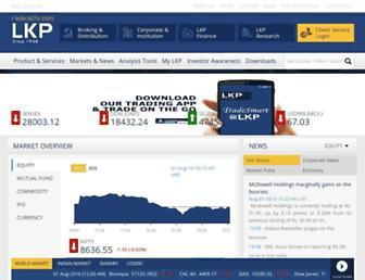 lkpsec.com screenshot