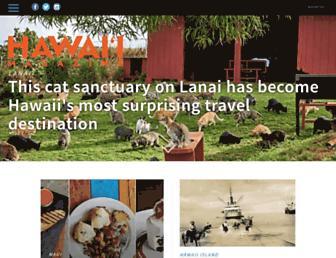 hawaiimagazine.com screenshot