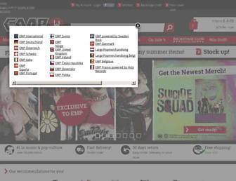 Thumbshot of Emp-online.co.uk