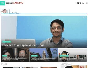 digitallearning.eletsonline.com screenshot