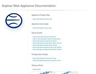 wsa.sophos.com screenshot