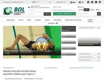 bol.uol.com.br screenshot