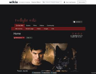 twilightsaga.wikia.com screenshot
