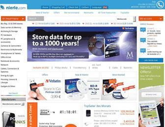 nierle.com screenshot