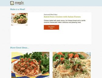 Thumbshot of Meals.com