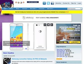 mobile88.co.id screenshot