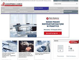 Thumbshot of Monitorpodatkowy.pl