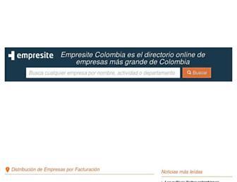 empresite.eleconomistaamerica.co screenshot