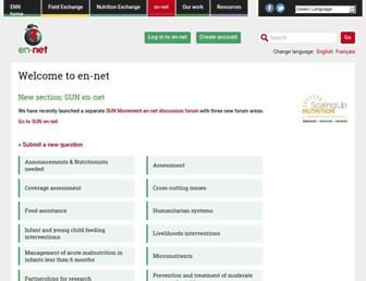 en-net.org screenshot