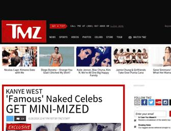 Thumbshot of Tmz.com