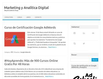 guillermopareja.com screenshot