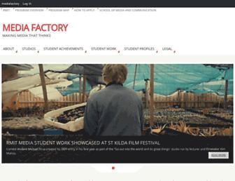 mediafactory.org.au screenshot