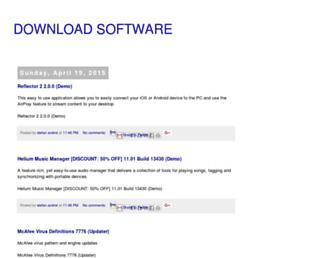 wrecksoftware.blogspot.com screenshot