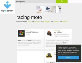 racing-moto.en.uptodown.com screenshot