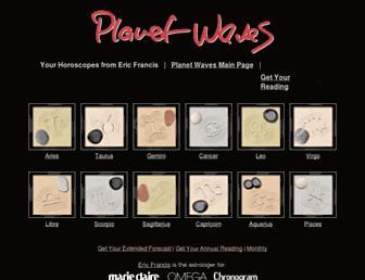 Thumbshot of Planetwaves.net