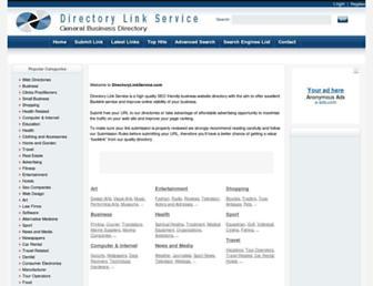 Thumbshot of Directorylinkservice.com