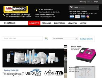 klikglodok.com screenshot