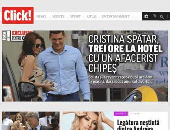 click.ro screenshot
