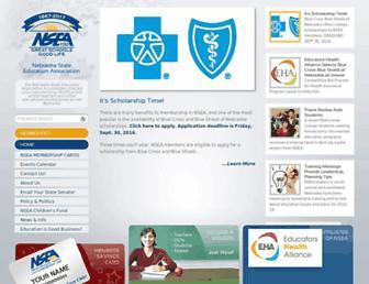 nsea.org screenshot