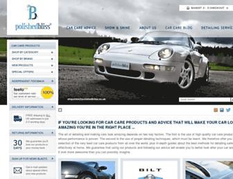 Thumbshot of Polishedbliss.co.uk