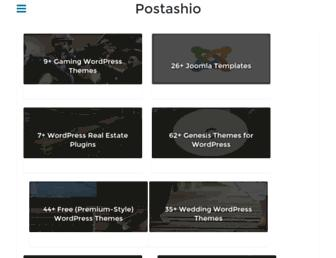postashio.com screenshot