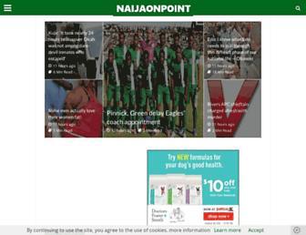 naijaonpoint.com screenshot