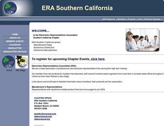 erascal.org screenshot