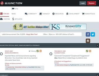 Thumbshot of Wjunction.com