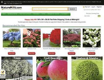 Thumbshot of Naturehills.com