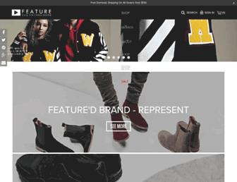 Thumbshot of Featuresneakerboutique.com