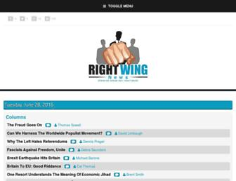 Thumbshot of Rightwingnews.com