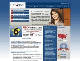 Thumbshot of Universalbackground.com