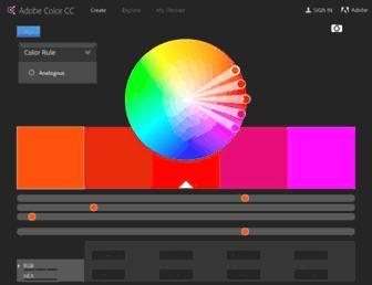 color.adobe.com screenshot