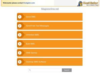 magtxtonline.net screenshot
