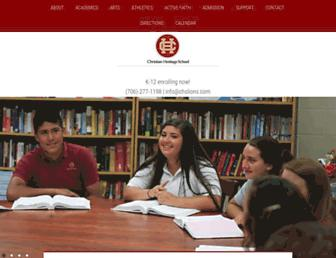 chslions.com screenshot
