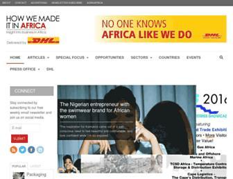 howwemadeitinafrica.com screenshot