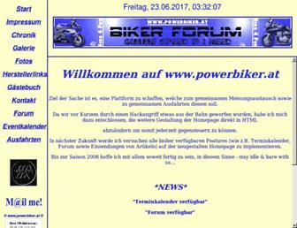 Main page screenshot of nogo.at