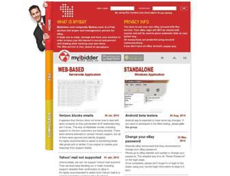 Thumbshot of Myibidder.com