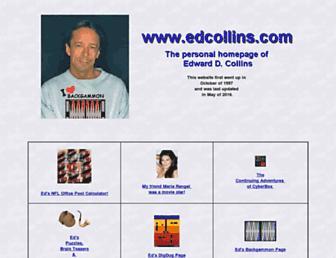 edcollins.com screenshot