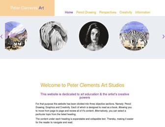 Thumbshot of Peter-clements-art.com