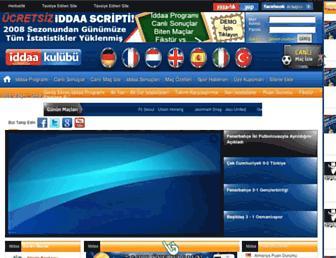 iddaakulubu.com screenshot