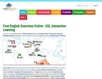 englishmedialab.com screenshot