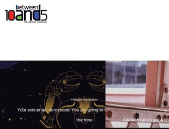 10and5.com screenshot