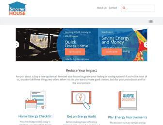 smarterhouse.org screenshot