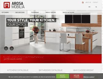arosamobilia.com screenshot